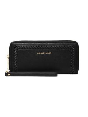 Michael Michael Kors Lexington Leather Continental Wallet