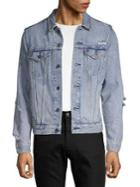 Levi's Ripped Trucker Jacket