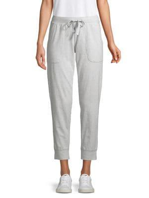 Core Life Cropped High-waisted Joggers