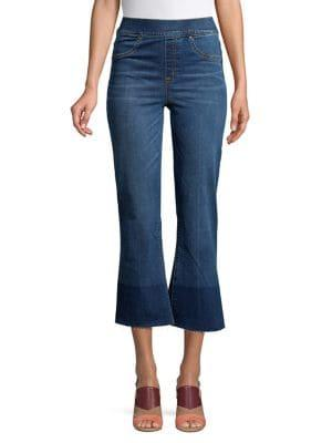 Spanx Classic Cropped Jeans
