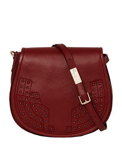 Foley & Corinna Stevie Leather Saddle Bag