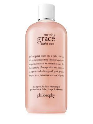 Philosophy Amazing Grace Ballet Rose Shampoo, Bath And Shower Gel