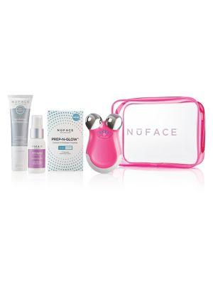 Nuface Trinity Power Lift Microcurrent Facial Fit Collection