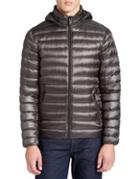 Calvin Klein Hooded Packable Puffer Jacket