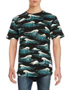Reason Wave Patterned Tee