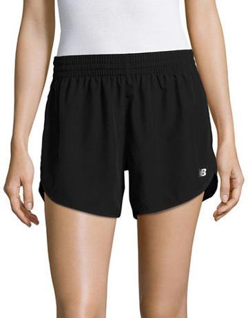 New Balance Elasticized Running Shorts