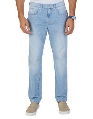 Nautica Slim-fit Washed Stretch Jeans