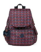 Kipling Groovy Patterned Backpack
