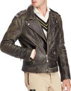 Polo Ralph Lauren Iconic Motorcycle Leather Jacket