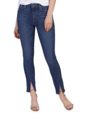 Paige Twist Seam Jeans