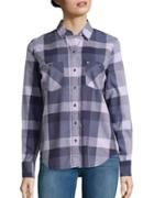 True Religion Plaid Long Sleeve Shirt