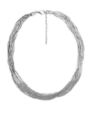 Lord & Taylor Liquid Strands Necklace