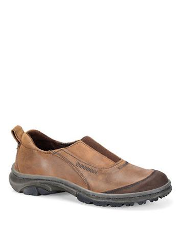 Born Shoe Foster Leather Slip-on Shoes
