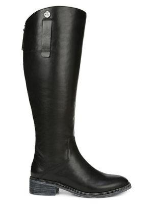 Franco Sarto Becky Leather Tall Boots