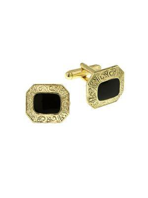 Lord Taylor Rectangle Cufflinks