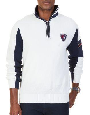 Nautica Athletic Sweater