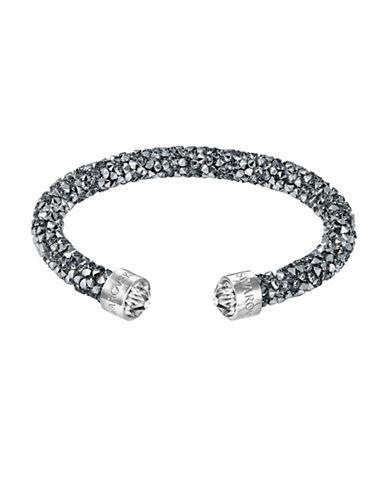Swarovski Crystal Dust Cuff Bracelet