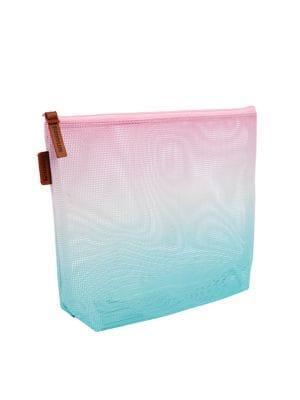 Sunnylife Malibu Mesh Cosmetic Bag