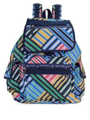 Nautica Captain's Quarter Backpack