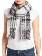 Echo Lofty Plaid Scarf