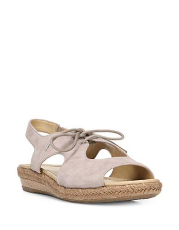 Naturalizer Reilly Leather Casual Sandals