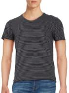 Selected Homme Striped Roundneck Tee
