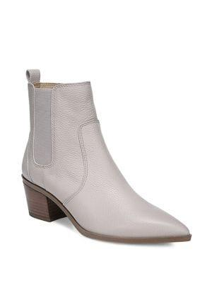 Franco Sarto Sienne Leather Booties