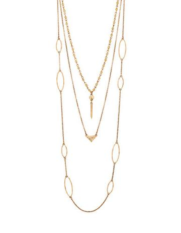 Lucky Brand Lucky Layer Necklace