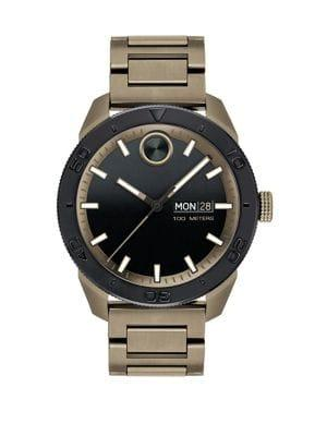 Movado Bold Bold Sport Stainless Steel Watch
