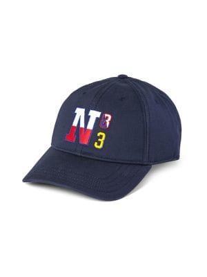 Nautica Logo Cotton Baseball Cap