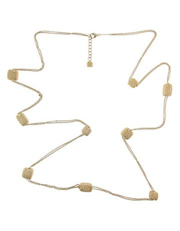Roberto Coin 18k Yellow Gold Station Necklace