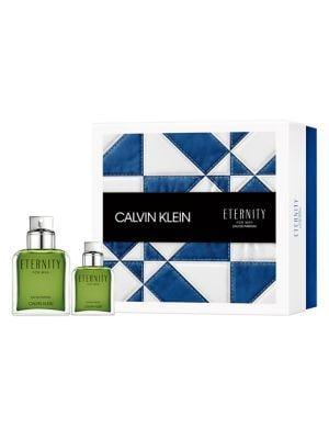 Calvin Klein Eternity 2-piece Eau De Parfum Set