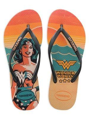 Havaianas Slim Wonder Woman Flip Flop Sandals