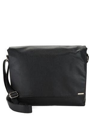 Aci Brands Jordan Fold Over Messenger Bag