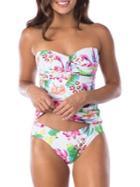 La Blanca Bora Bora Bandini Swim Top