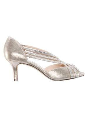 Nina Novita Embellished Sandals