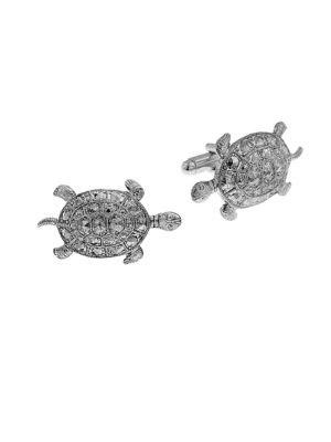 Lord Taylor Turtle Cufflinks