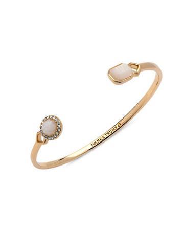 Ivanka Trump Pearl Cuff Bracelet