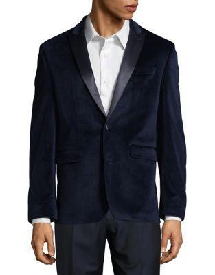 Lord Taylor Velvet Jacket