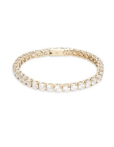 Nadri Goldplated Cubic Zirconia Tennis Bracelet