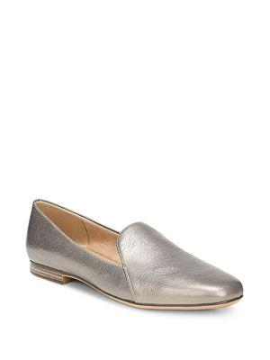 Naturalizer Emeline Metallic Leather Loafers