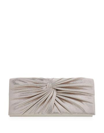 Nina Pleated Chain Strap Wallet