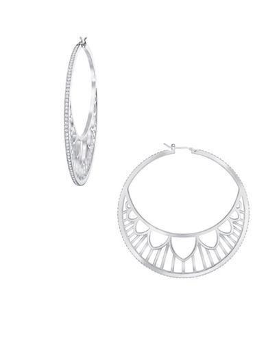 Swarovski Georgette Crystal Earrings