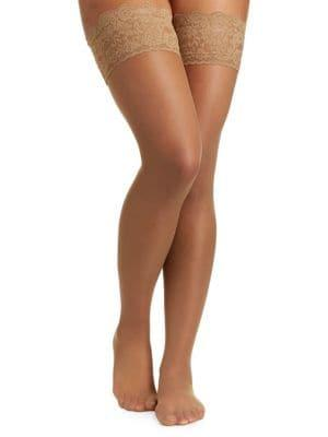 Berkshire Romantic Lace Top Thigh Highs
