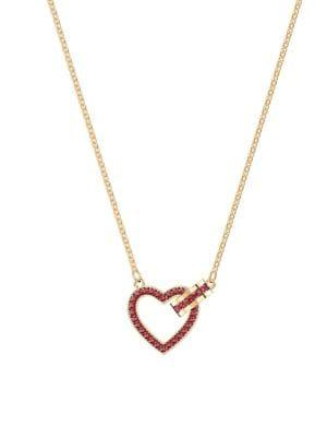 Lovely Swarovski Crystal Pendant Necklace