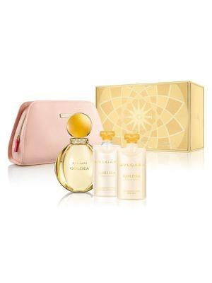 Bvlgari Goldea Bath And Body Set