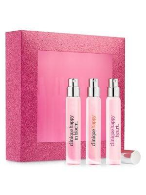 Clinique A Little Happiness 3-piece Fragrance Set - $31.50 Value