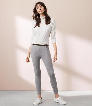 Lou & Grey Stripewaist Essential Leggings