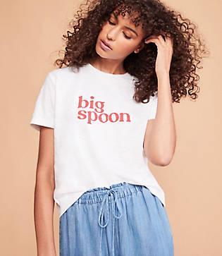 Lou & Grey Haley Nahman X Big Spoon Tee