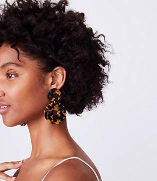 Lou & Grey Apr S Ski Scabiosa Earrings